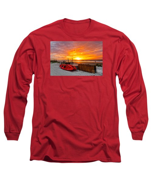 The Break Of Day Long Sleeve T-Shirt