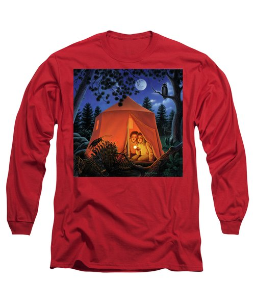 The Campout Long Sleeve T-Shirt