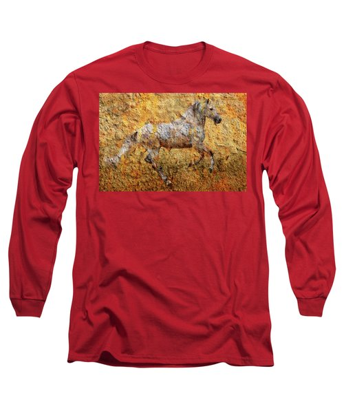 The Cave Painting Long Sleeve T-Shirt