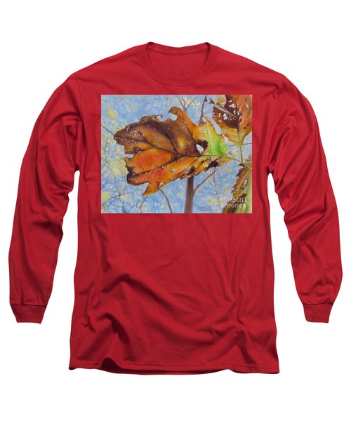 Changes Long Sleeve T-Shirt by Pamela Clements