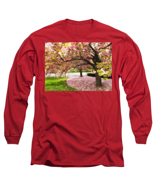 The Cherry Tree Long Sleeve T-Shirt