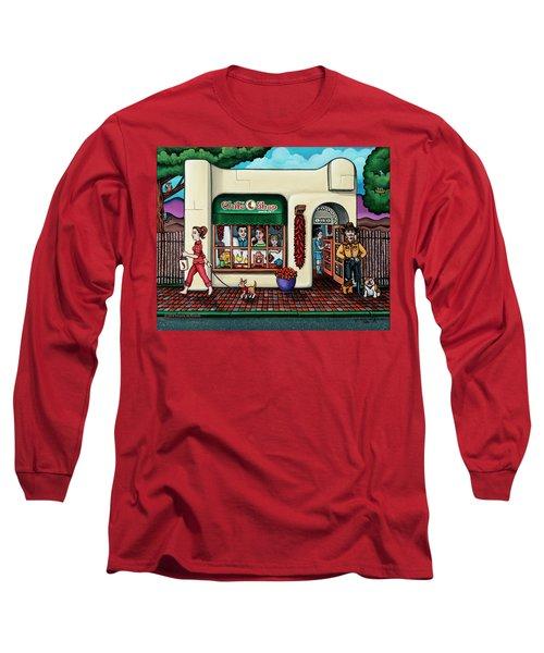 The Chile Shop Santa Fe Long Sleeve T-Shirt
