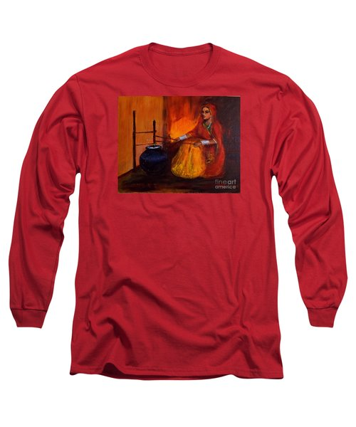 The Churning Long Sleeve T-Shirt
