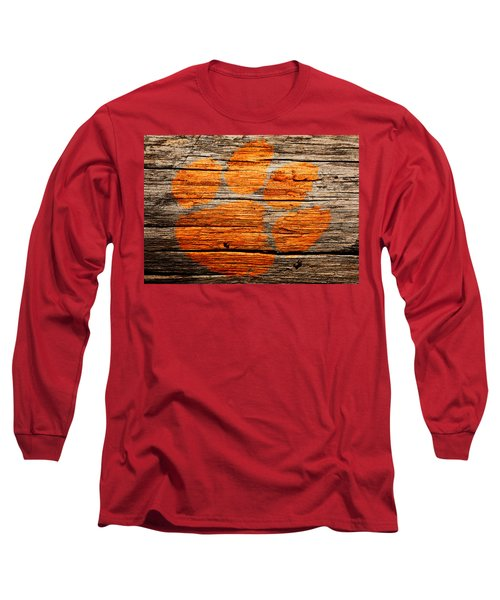 The Clemson Tigers 1a Long Sleeve T-Shirt
