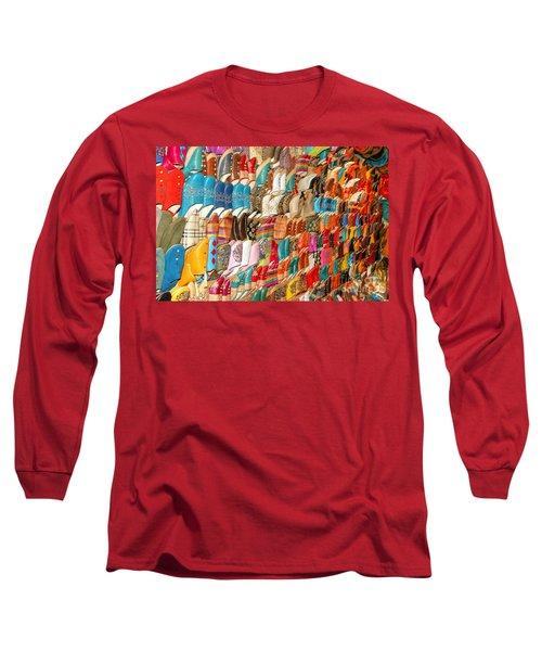 The Colour Of Morroco Long Sleeve T-Shirt