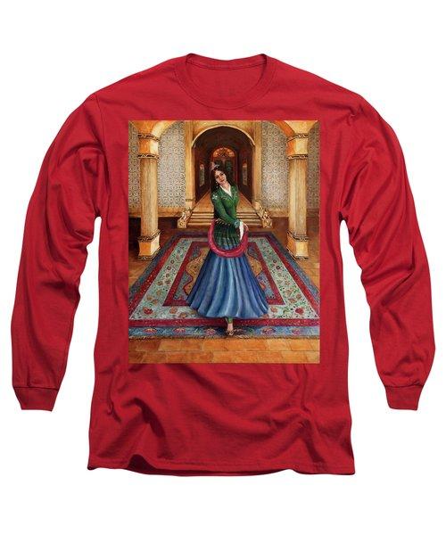The Court Dancer Long Sleeve T-Shirt