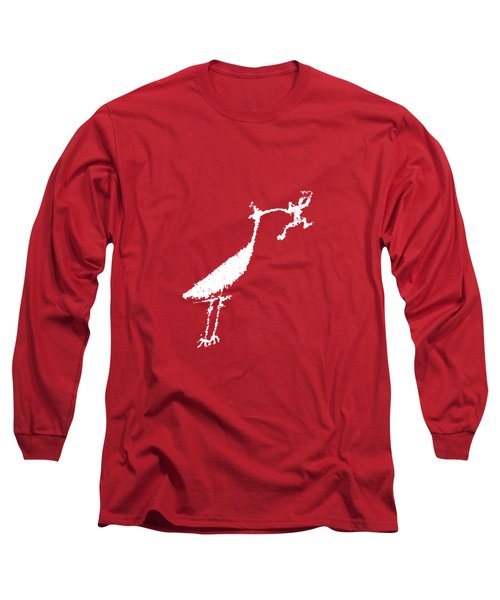 The Crane Long Sleeve T-Shirt