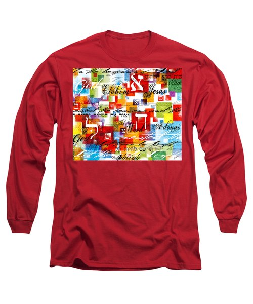 The Creator Long Sleeve T-Shirt