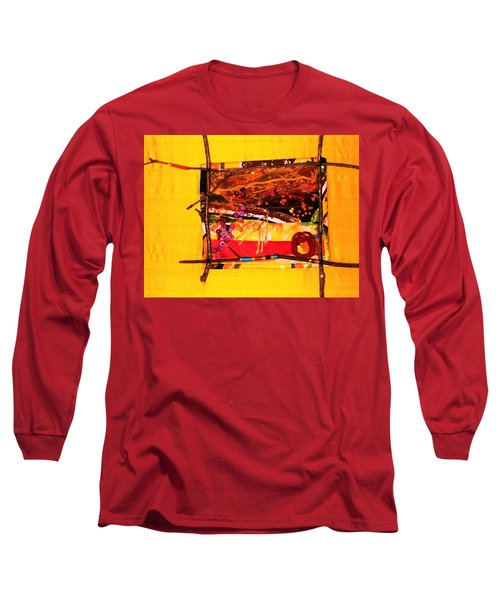 The Desert Is No Place For Chickens Long Sleeve T-Shirt