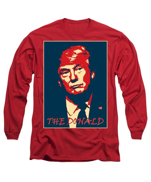 The Donald Long Sleeve T-Shirt