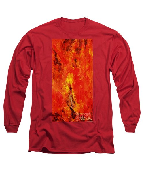 The Elements Fire #1 Long Sleeve T-Shirt