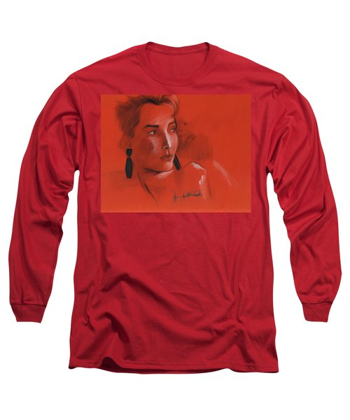 The Face Series - Kelly Long Sleeve T-Shirt