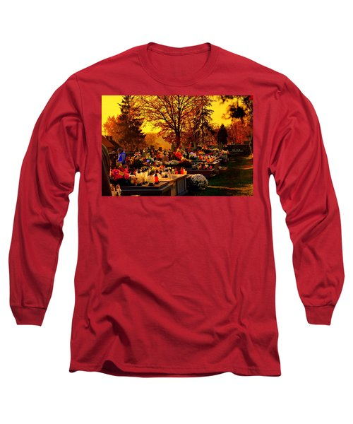 The Feast Of The Dead Long Sleeve T-Shirt