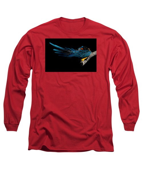 The Fine Art Of Preening Long Sleeve T-Shirt