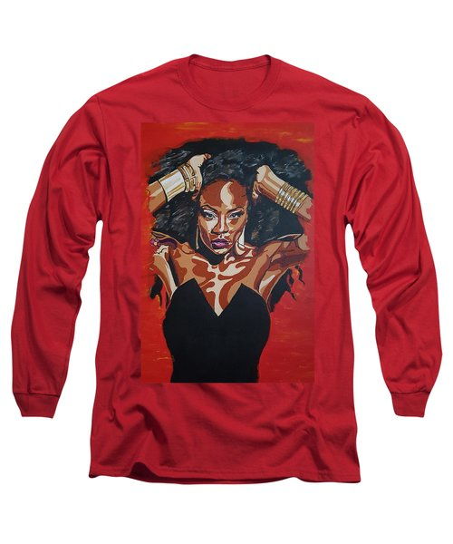 The Fire Long Sleeve T-Shirt