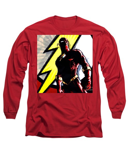 The Flash Long Sleeve T-Shirt