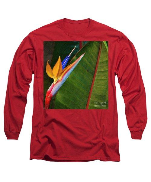 the flower of God Long Sleeve T-Shirt by John Kolenberg