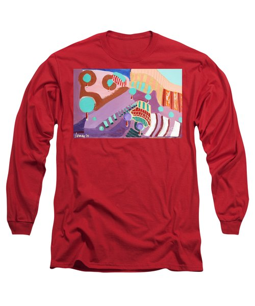 The Gates Of Hell Long Sleeve T-Shirt