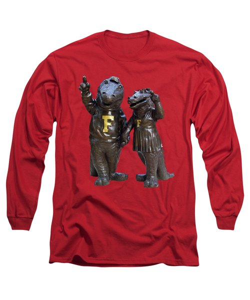 The Gators Transparent For T Shirts Long Sleeve T-Shirt