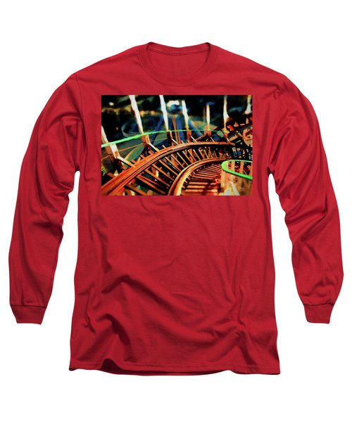 The Giant Dipper Long Sleeve T-Shirt