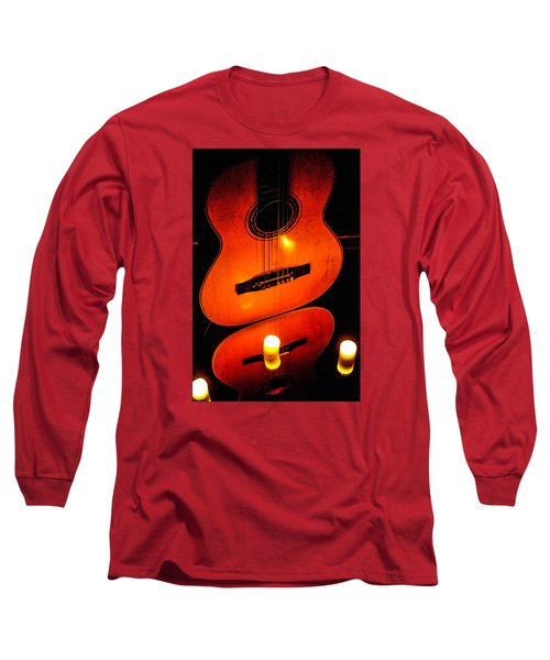 The Glow Of Music  Long Sleeve T-Shirt