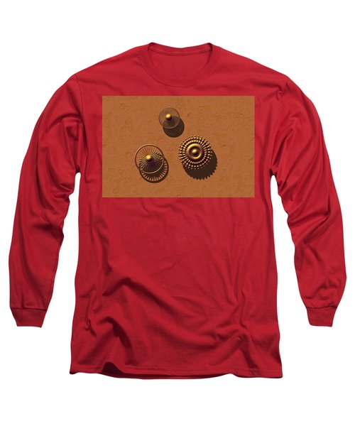 The Golden Ones Long Sleeve T-Shirt