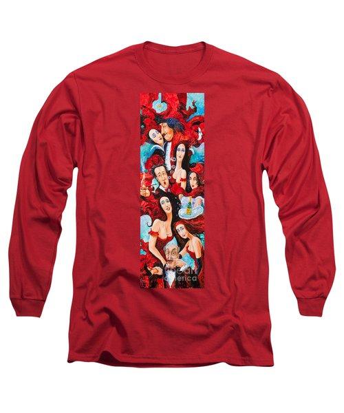 The Groom Long Sleeve T-Shirt