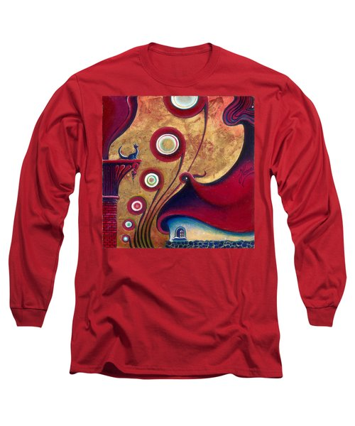 The Guardian Of Changes The Destiny Long Sleeve T-Shirt