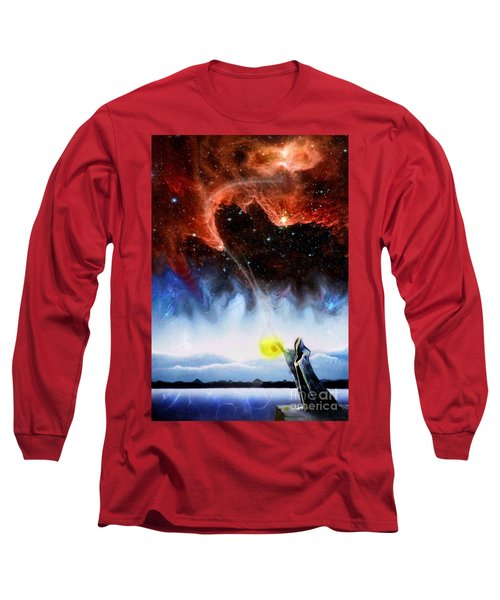 The Hermit's Path Long Sleeve T-Shirt