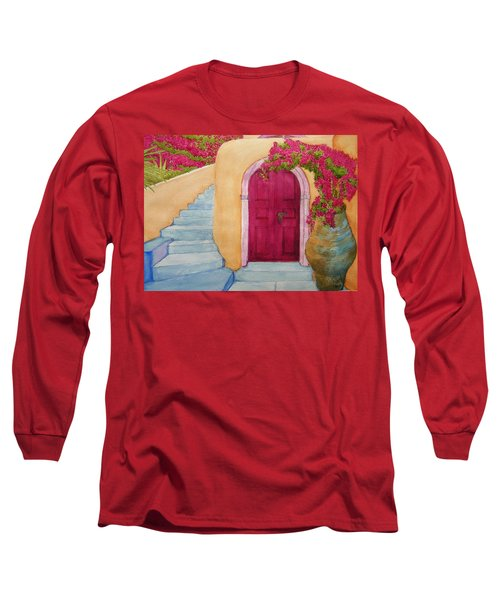 The Hideaway Long Sleeve T-Shirt by Rand Swift