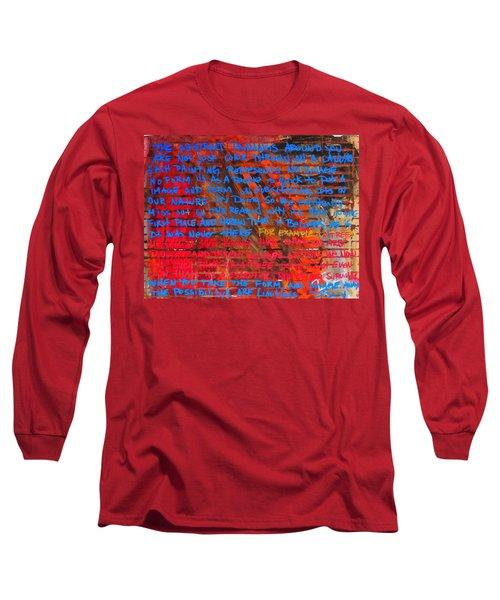 The Idea 2 Long Sleeve T-Shirt
