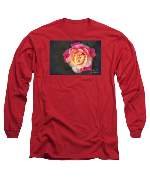 The Last Rose Of Summer, Painting Long Sleeve T-Shirt