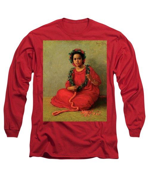 The Lei Maker Long Sleeve T-Shirt