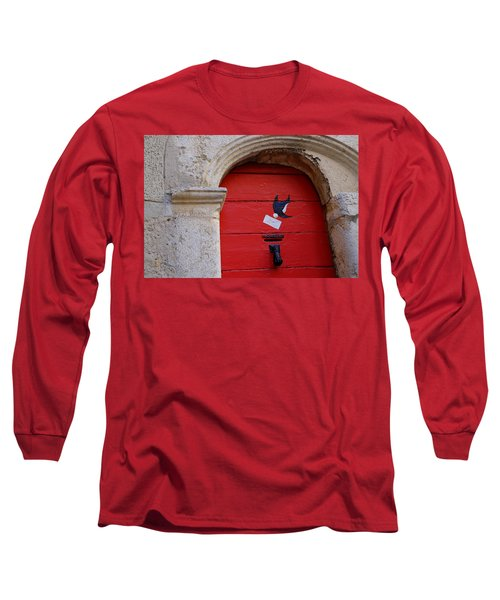 The Letterbox Long Sleeve T-Shirt