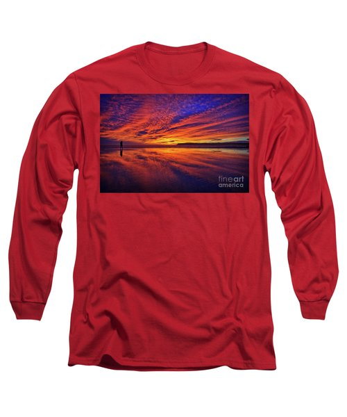The Lone Photographer Long Sleeve T-Shirt