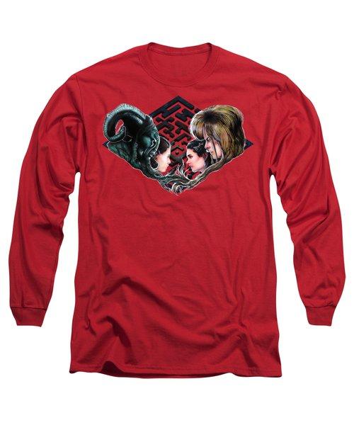 The Maze Makers  Long Sleeve T-Shirt