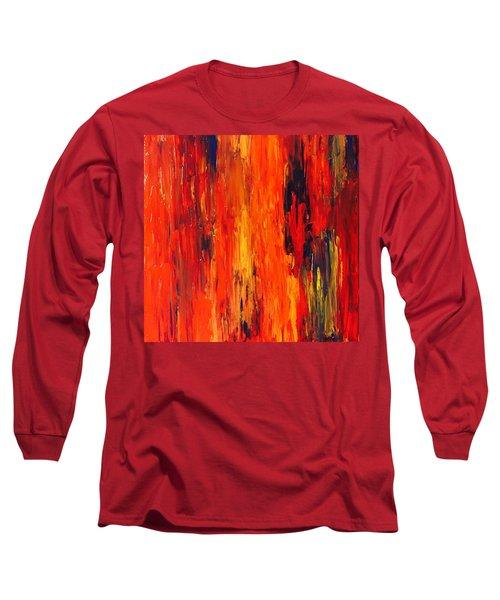 The Melt Long Sleeve T-Shirt