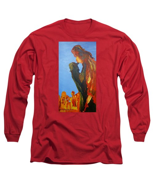 The Melting Long Sleeve T-Shirt
