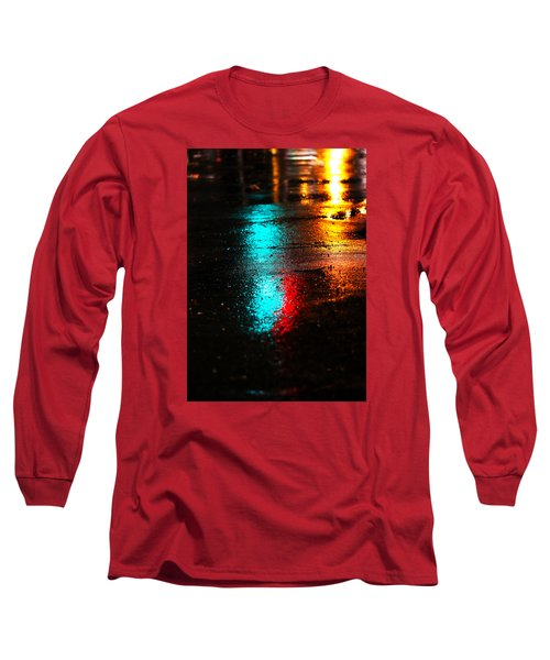 Long Sleeve T-Shirt featuring the photograph The Memory Lane by Prakash Ghai