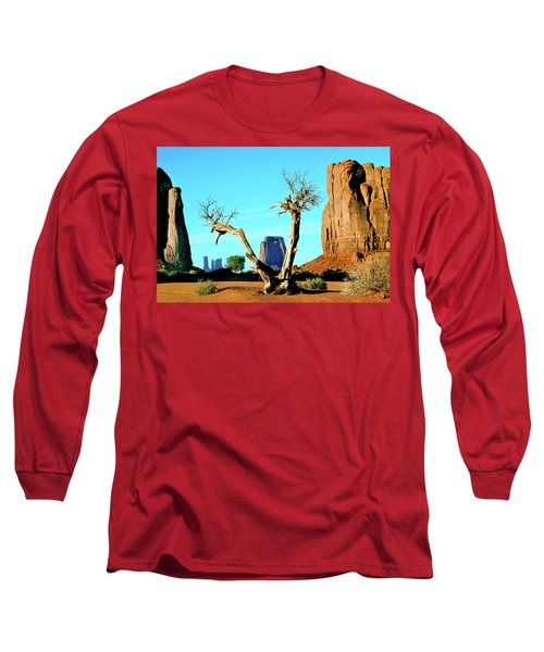 The North Window Long Sleeve T-Shirt