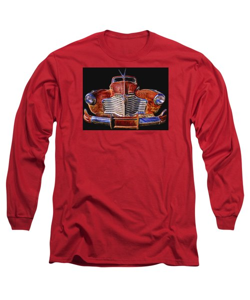The Ol' Eight Long Sleeve T-Shirt