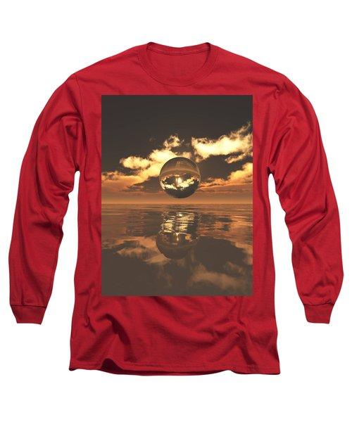 The Orb Long Sleeve T-Shirt