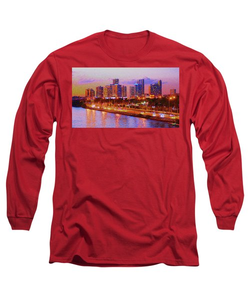 The Outer Drive Long Sleeve T-Shirt