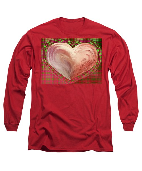 The Passionate Heart Long Sleeve T-Shirt