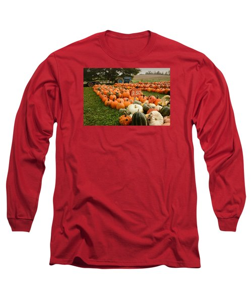 The Pumpkin Farm One Long Sleeve T-Shirt