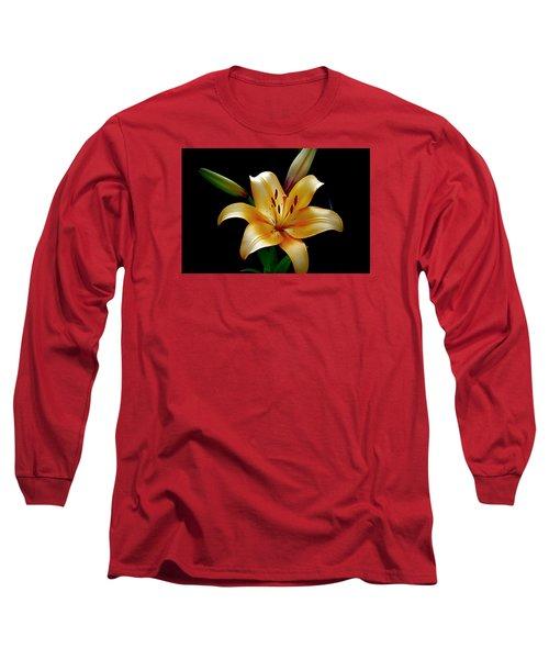 The Queen Lily Long Sleeve T-Shirt by Karen McKenzie McAdoo