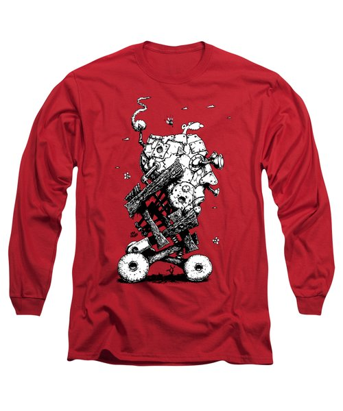 The Ratmobile Long Sleeve T-Shirt