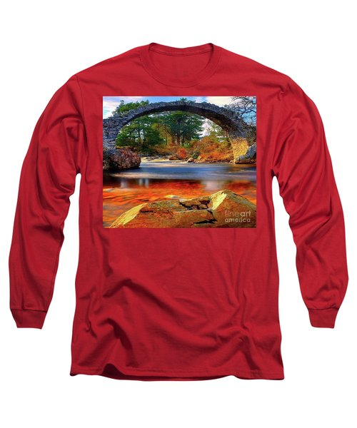 The Rock Bridge Long Sleeve T-Shirt