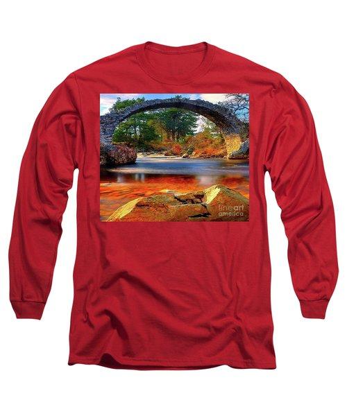 The Rock Bridge Long Sleeve T-Shirt