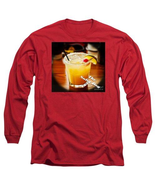 The Salty Dog Long Sleeve T-Shirt by Paul Mashburn